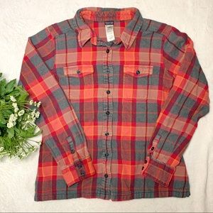 Patagonia Long Sleeve Fjord Flannel